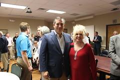 Senator Cruz Reception