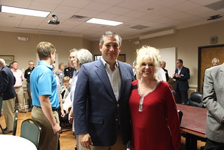Senator Cruz Reception