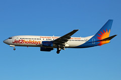 Jet2 Holidays Boeing 737-804 G-GDFJ EMA 26/06/18