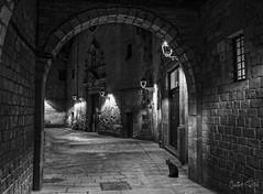 Plaça St. Felip Neri, Barcelona