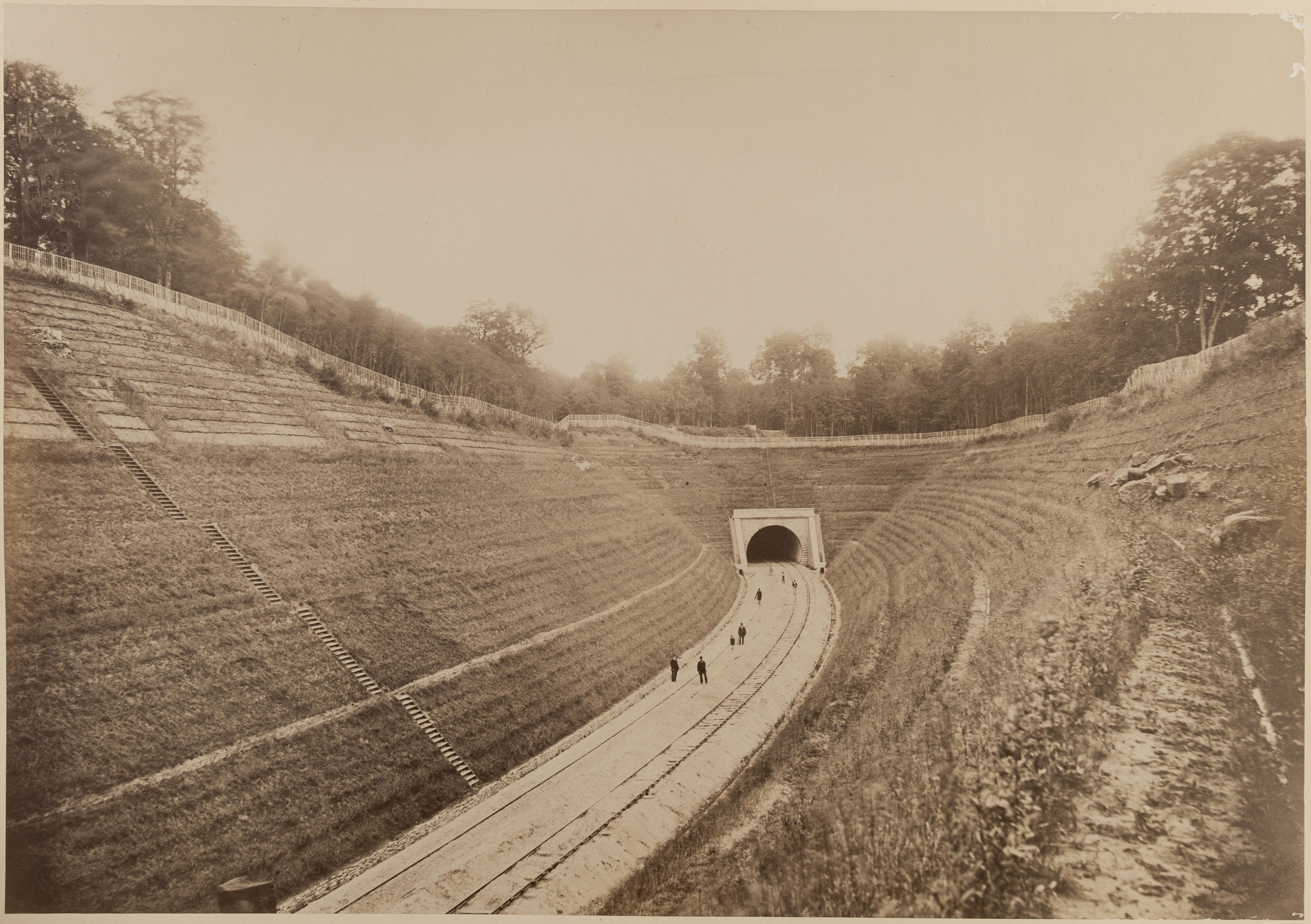 25. Тоннель возле Бутара