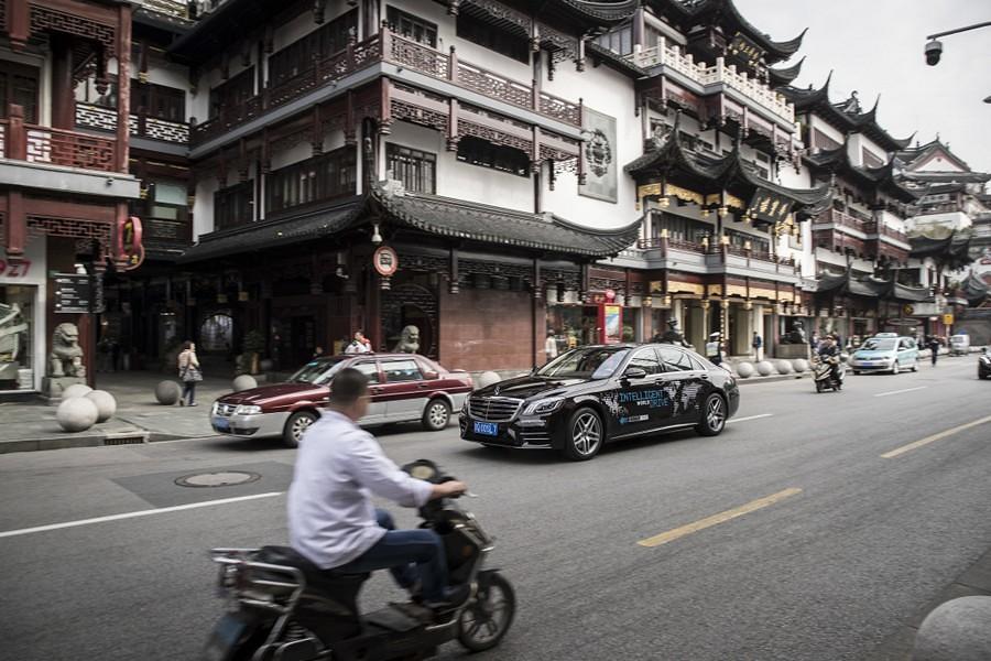 Како еден странец стекнуваше возачка дозвола во Кина 2