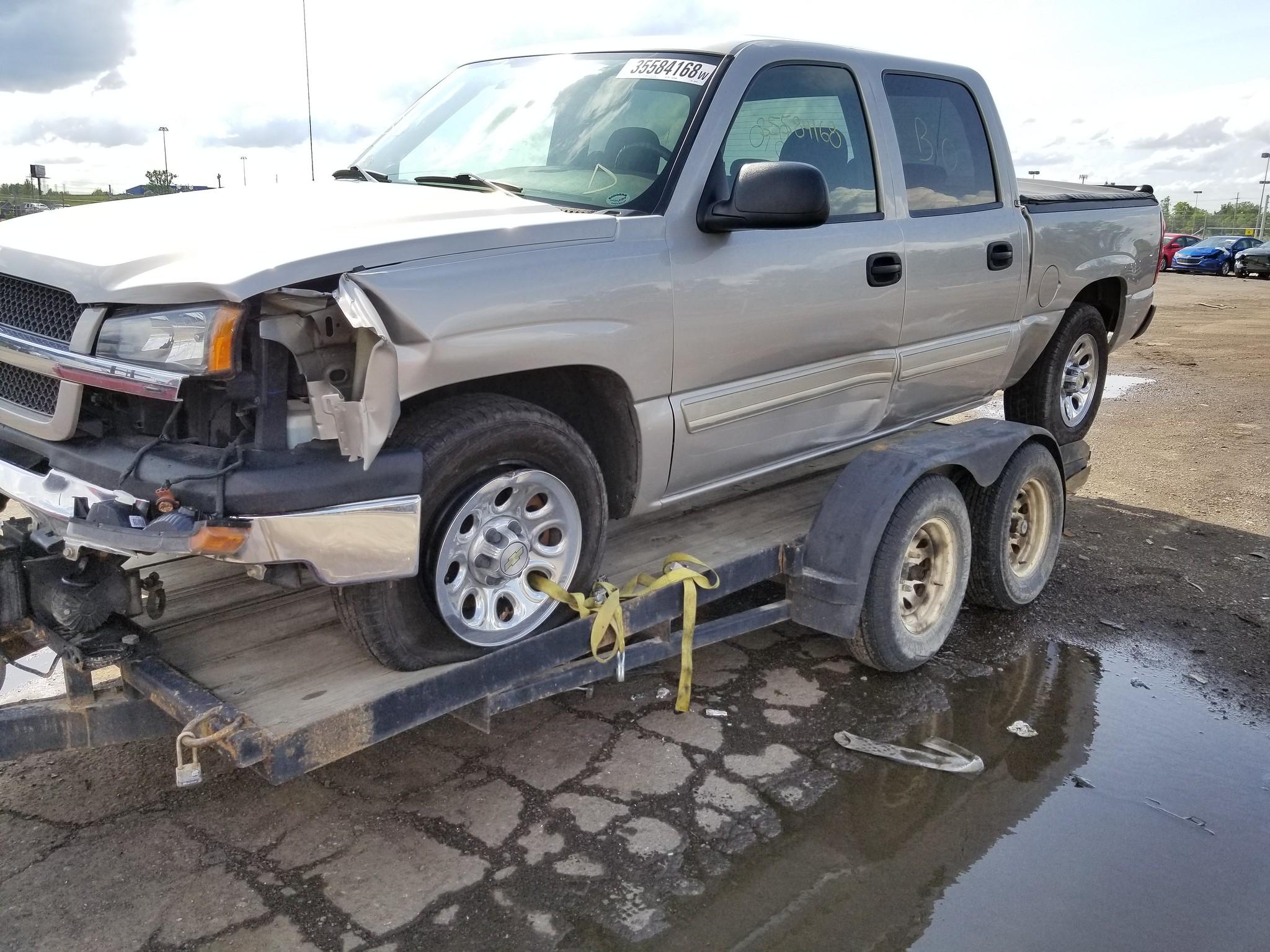 Wrecked 05 Parts Interchange Questions Gm Truck Club Forum