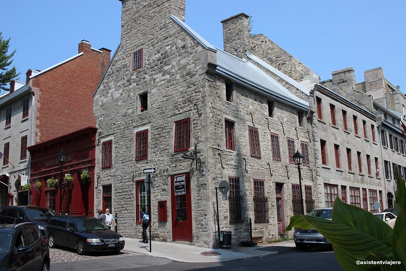 Vieux Montreal 1