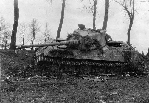 German Tiger II