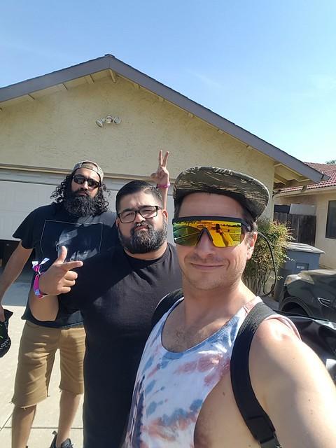 crew 1 in Fresno