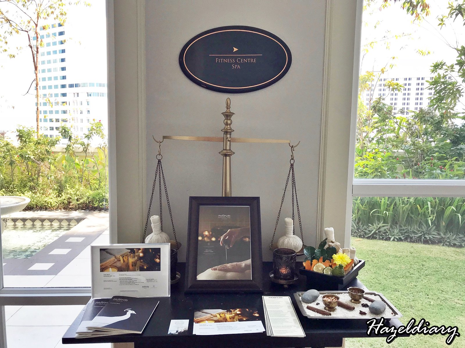 Eastern and Oriental Hotel Penang Malaysia-Spa