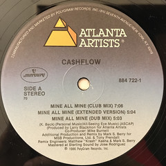 CA$HFLOW:MINE ALL MINE(LABEL SIDE-A)