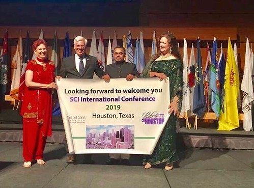 SCH - SCI Annual Conference and Leadership Summit - Houston wins bid to host 2019 SCI Annual Conference - July 16, 2017