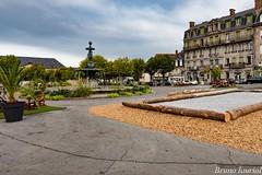 Place - 23000 GUERET - France - Photo of Guéret
