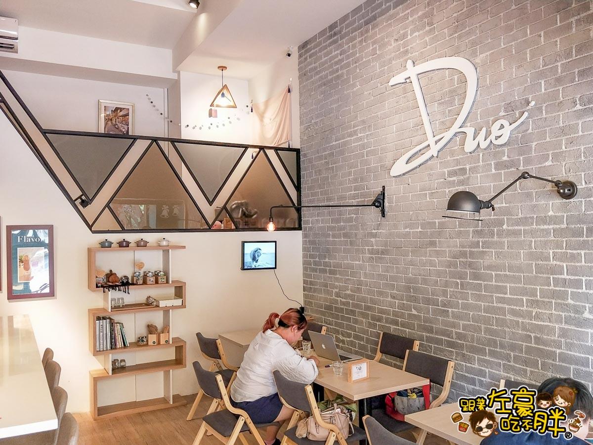 Duo cafe河堤咖啡廳-13