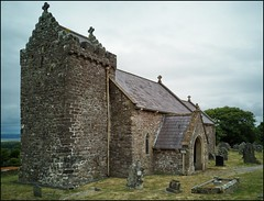 St Madoc Church Llanmadoc