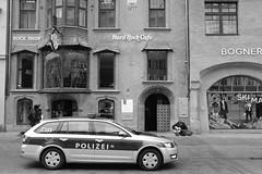 Polizei @ Innsbruck