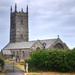 RAF Coastal Command's church, St Eval, Cornwall