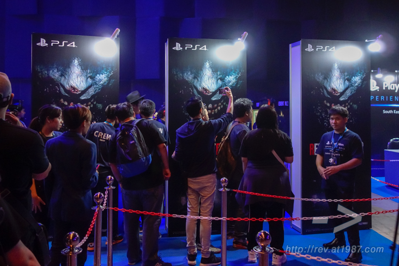 PlayStation Experience 2018 SEA - Resident Evil 2