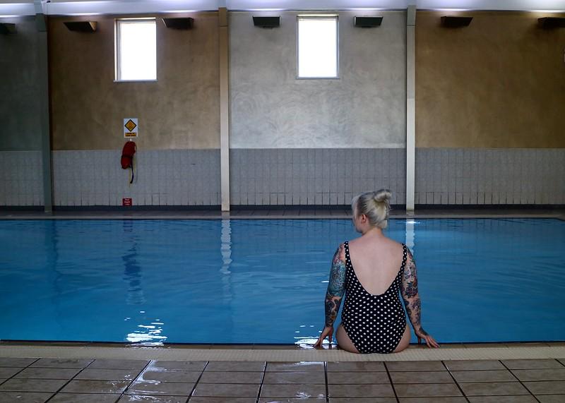 Gleddoch pool
