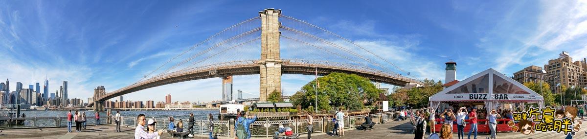 美國紐約-布魯克林大橋-1
