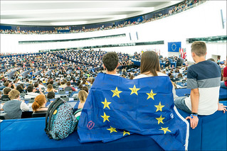 "EYE 2018: ""You are the children of a modern, democratic and open Europe"""