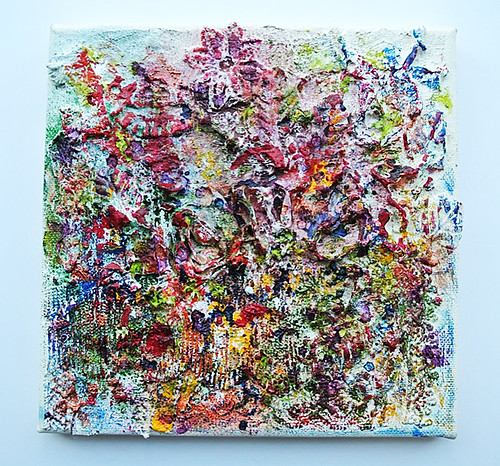 Abstract-mixed-media-canvas