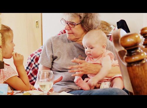 Josie, Noni, & Cora