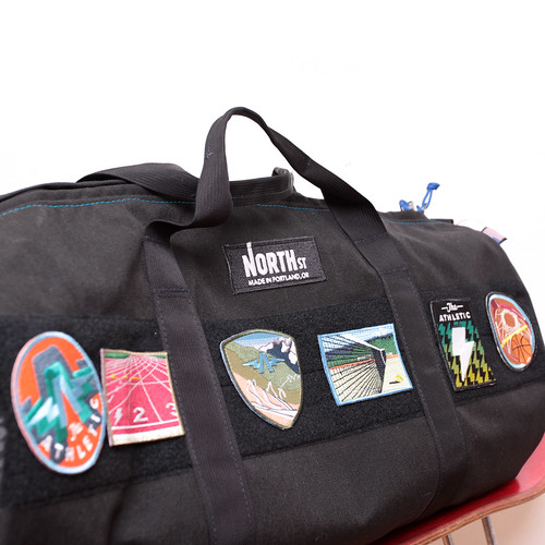 North St. Bags × The Athletic / Scout24 Duffle