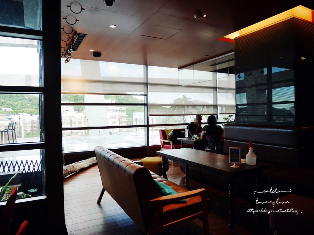 基隆忘幽谷附近景觀餐廳推薦海景咖啡下午茶 (3)