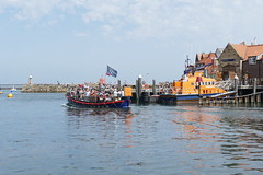 Lifeboats old and new