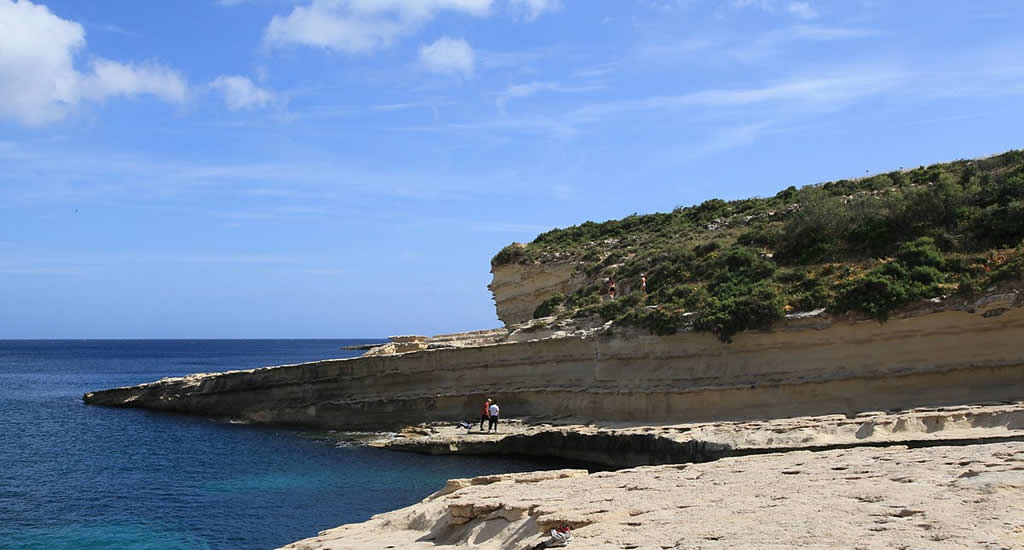 25 foto's van Malta: word verliefd op Blue Grotto en St. Peter's Pool | Malta & Gozo