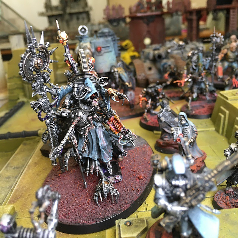 Medal of Colors Indomitus Crusade Armies-23