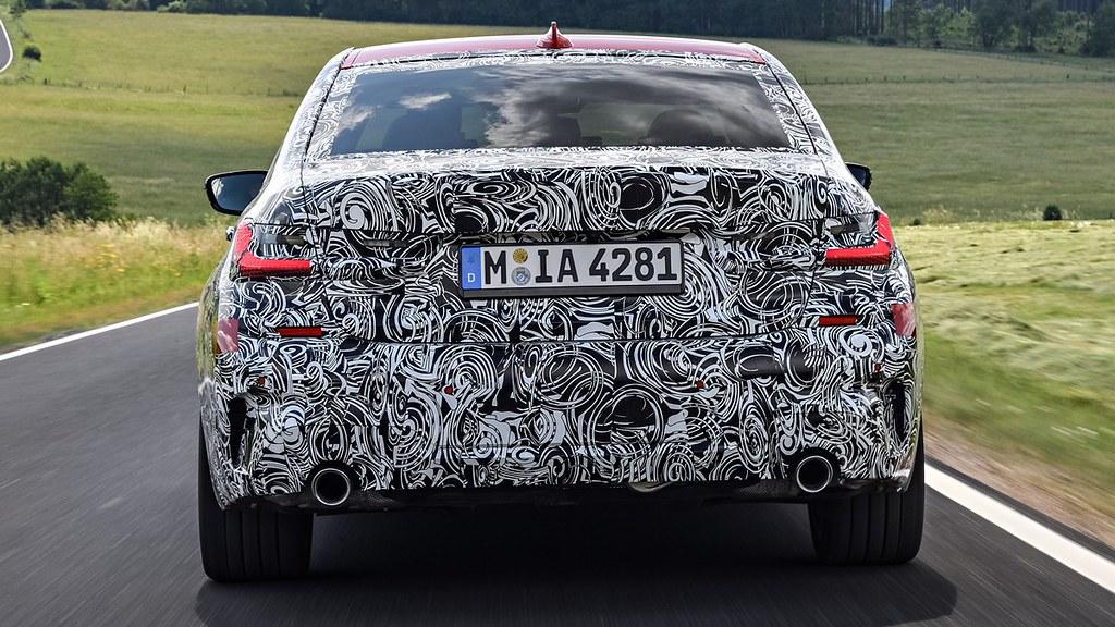 Нова серија 3 на BMW (G20) 6