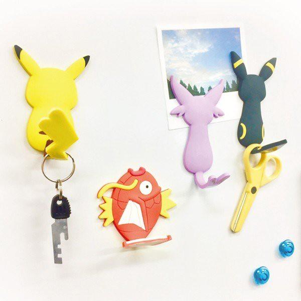 用可愛的寶可夢尾巴收納吧!《精靈寶可夢》尾巴掛勾 Pokémon Tail(ポケモンテール) 第二彈