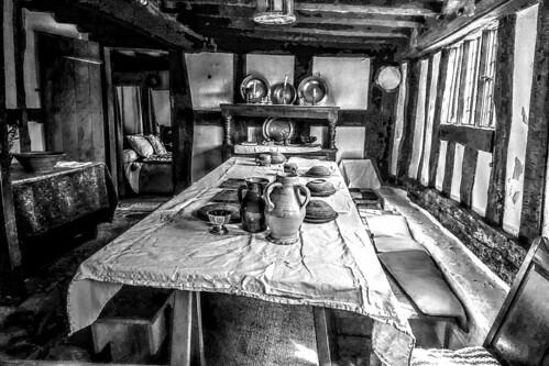 Table Set For Dinner...