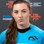 Danielle Robertson, WolfPack Women's Soccer