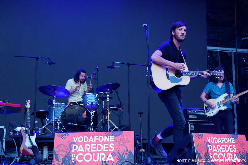 Marlon Williams - Vodafone Paredes de Coura 2018