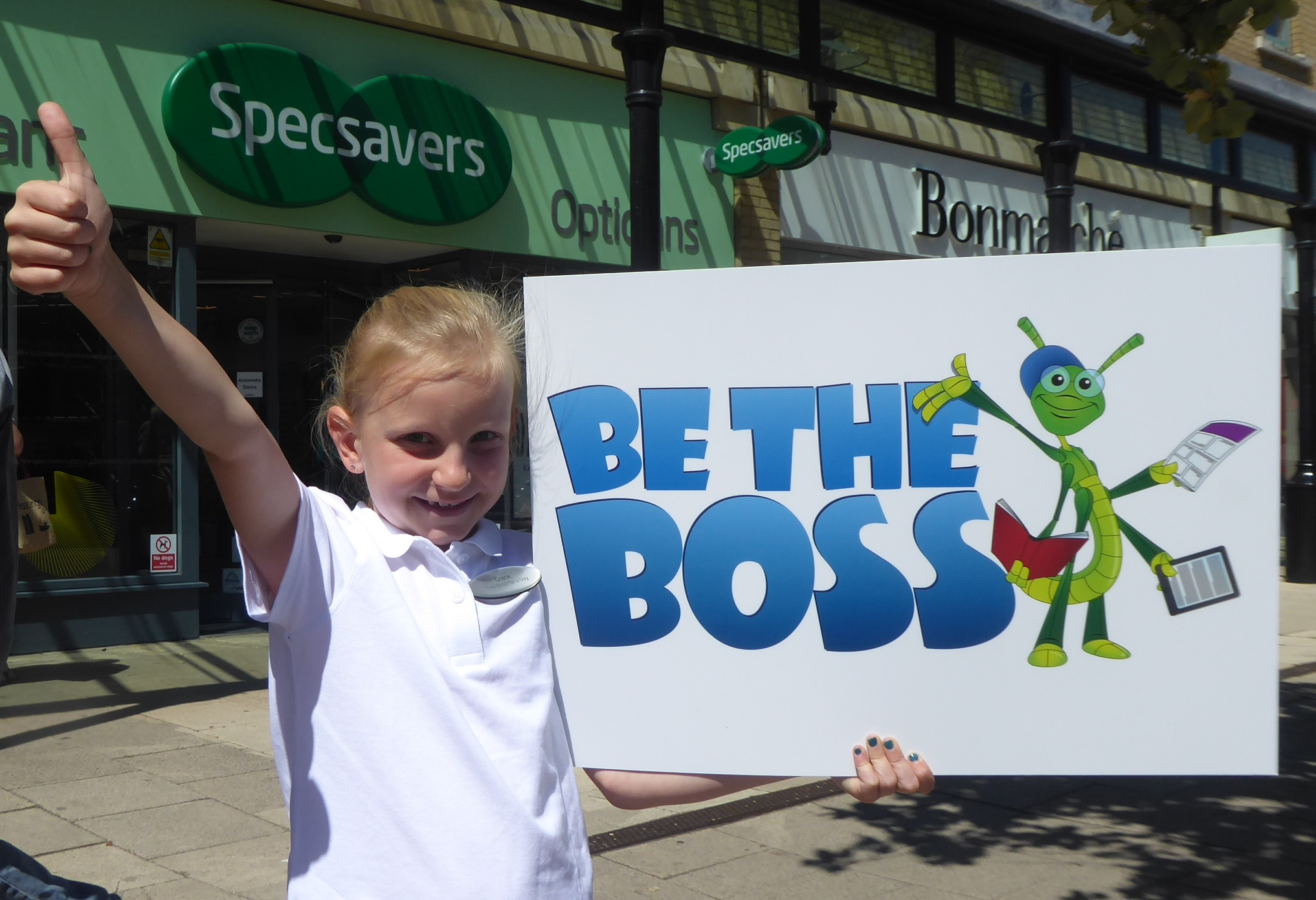 Be the Boss of Specsavers