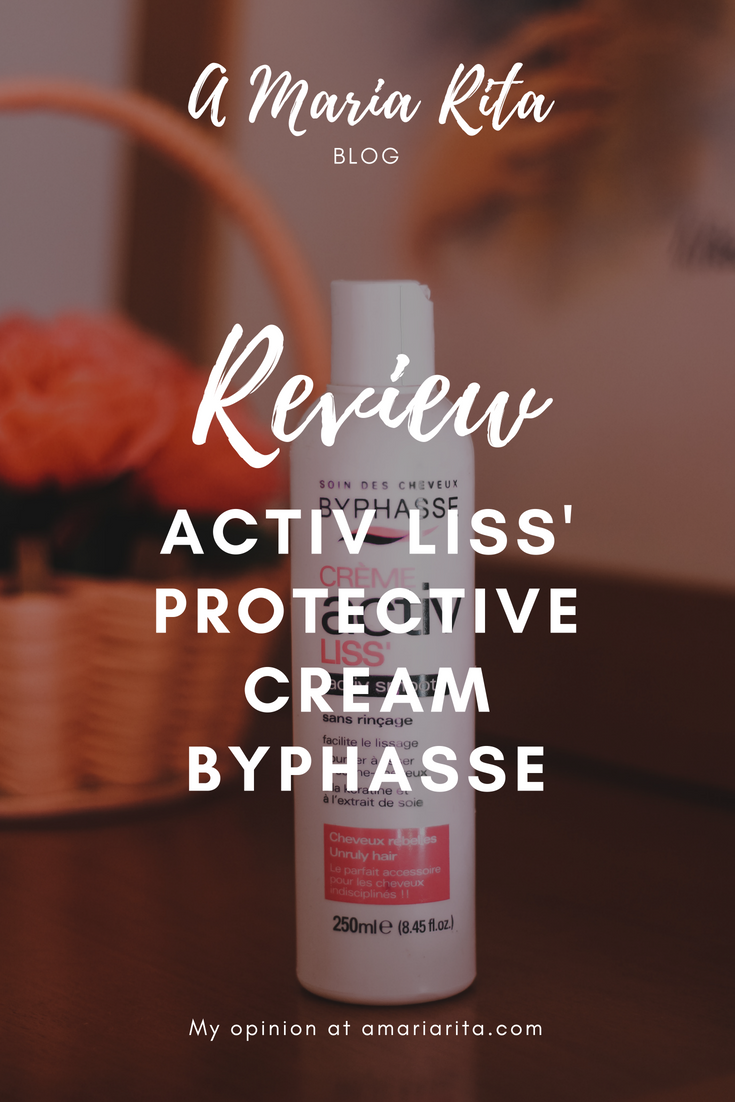 Review Activ Liss Protective Cream Byphasse