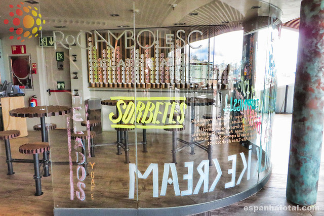 as melhores sorveterias de Madri: heladería Rocambolesc, Madrid