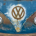 Rusty VW by Jan van der Wolf
