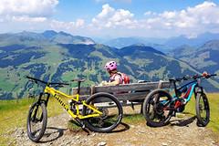 Bike SNOW tour: Saalbach Hinterglemm – mekka bikerů i aktivních rodin