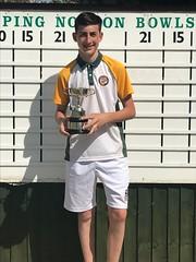 Allison cup winner 2018