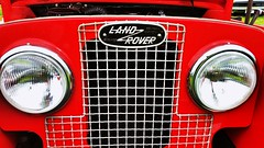 1958 Land Rover 107 Series-1 (Fire Response)