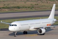 G-POWU easyJet Titan Airways A321 Cologne Bonn Airport