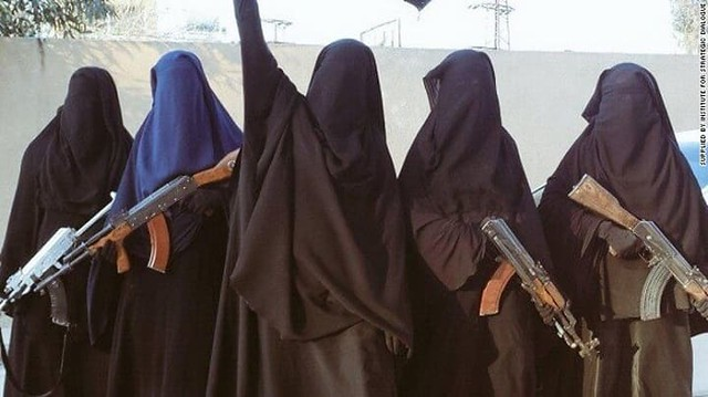 2897 How ISIS (Daesh) attract women to be their slaves 04