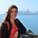8. Vistas del skyline de San Francisco desde la isla de Alcatraz