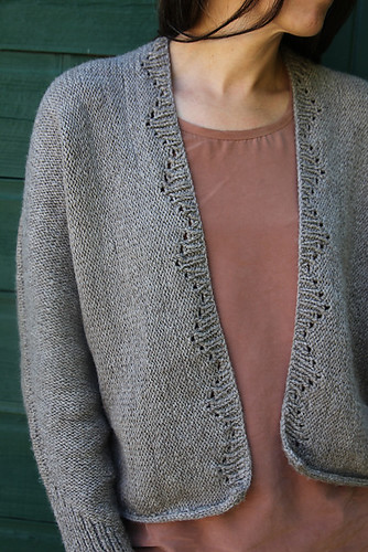 Savage Heart Cardigan by Amy Christoffers