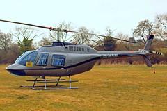 G-REMH Bell 206B3 Jet Ranger III [4626] (Nottinghamshire HelIcopters (
