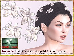 Bliensen - Romance - hair accessories