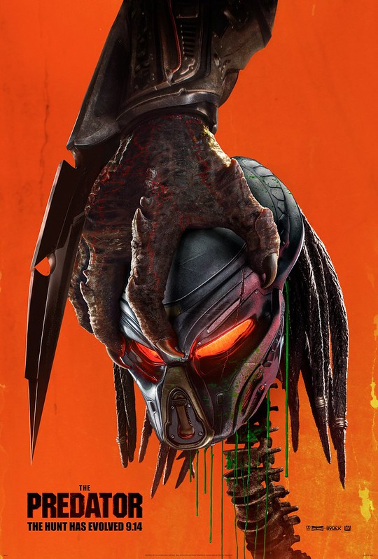 The Predator - Poster 1