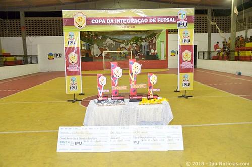 Final da Copa da Integração de Futsal 2018