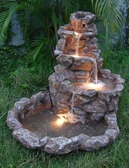 Gardens and Backyards Water Fountains